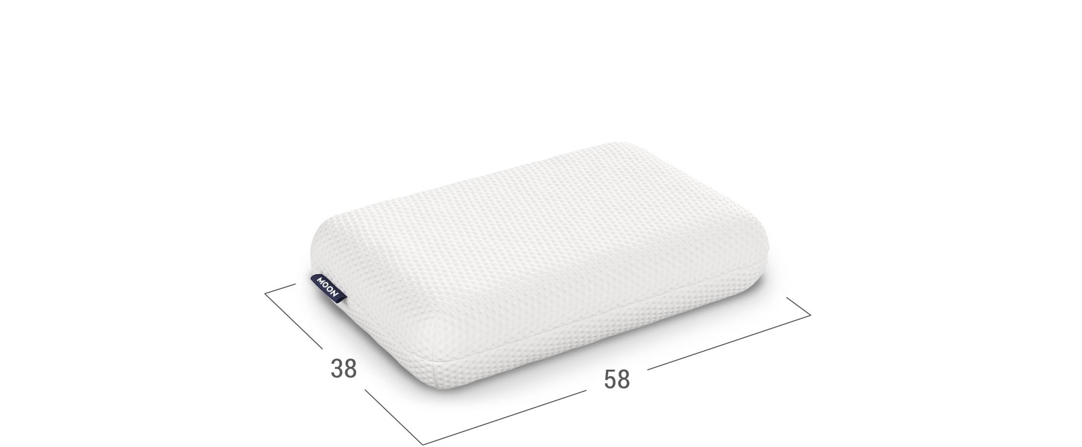 Анатомическая подушка FEEL S Модель 2000